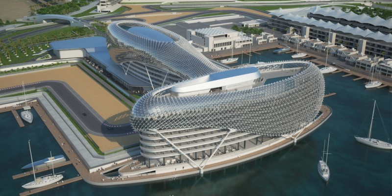 ABU DHABI F1 - A NEW MOTOR-SPORT ERA IN MIDDLE EAST