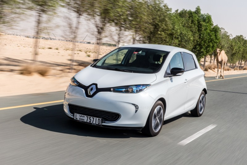 Renault Zoe Test >> Renault Middle East Introduces New Renault Zoe Long Range To