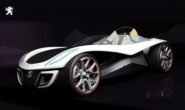2007 Peugeot Flux Concept. 2008 peugeot flux concept