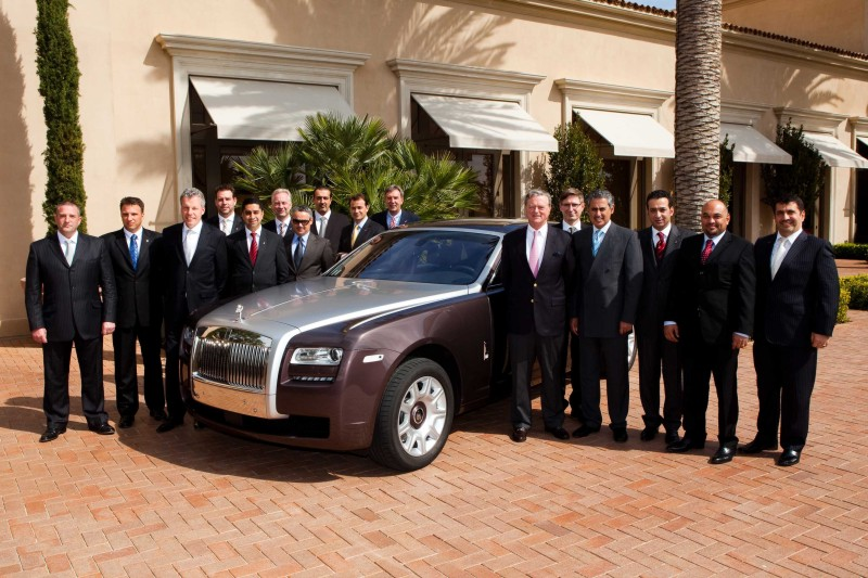 Rolls Royce Dealers >> Middle East Rolls Royce Dealers Bid Farewell To Tom Purves